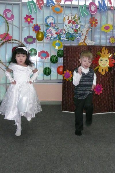 В нашей школе танцев для детей